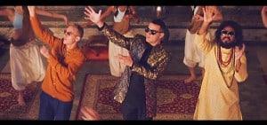 lean on music video